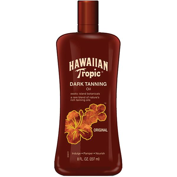 Hawaiian Tropic Dark Tanning Sun Care