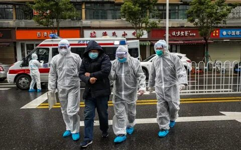 коронавирус в китае симптомы