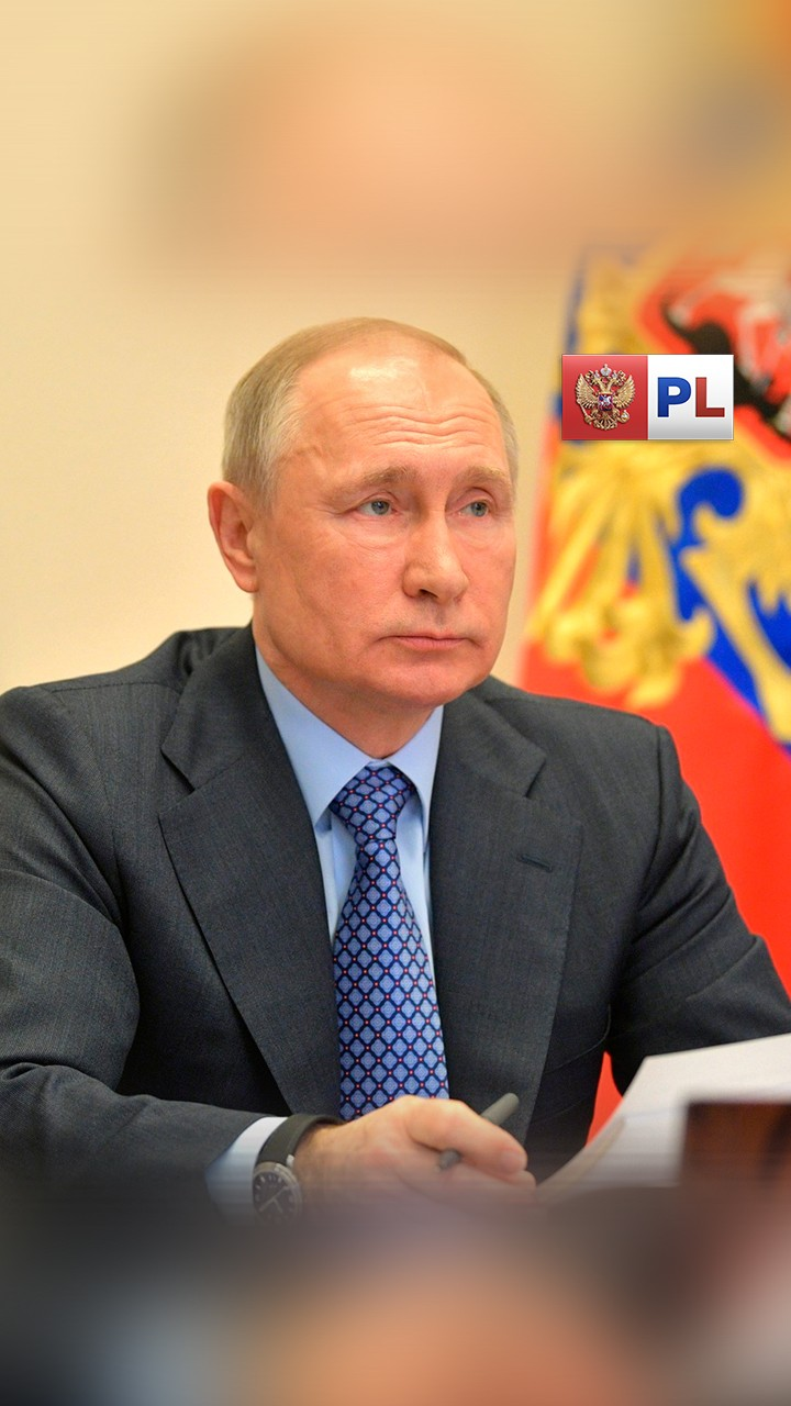 Во время встречи с членами Высшего Евразийского экономического совета Владимир П...